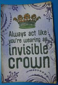 Always Wear Your Invisible Crown Modern Widows Club